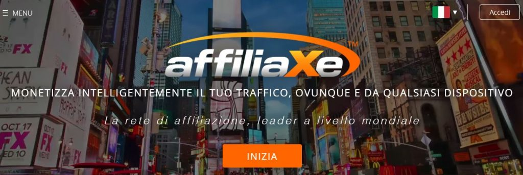 affiliaxe cpa network