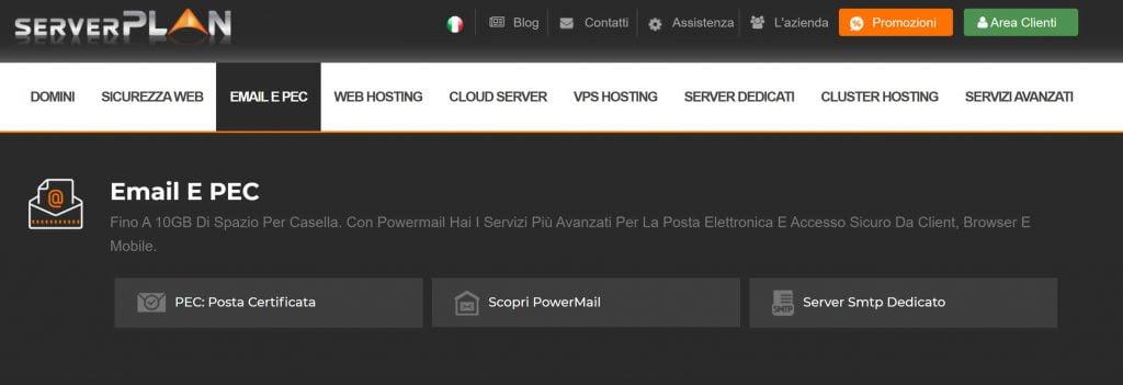 serverplan webmail