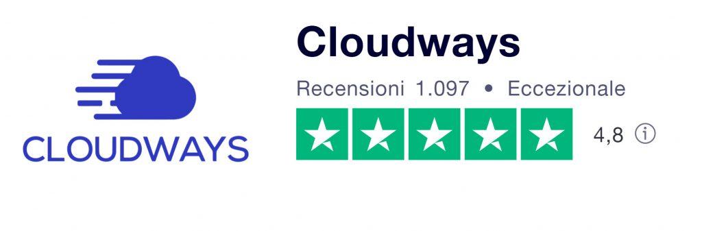 cloudways recensioni