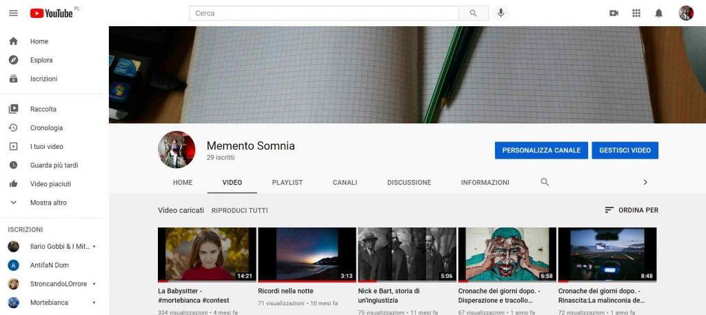 come fare video su youtube da pc