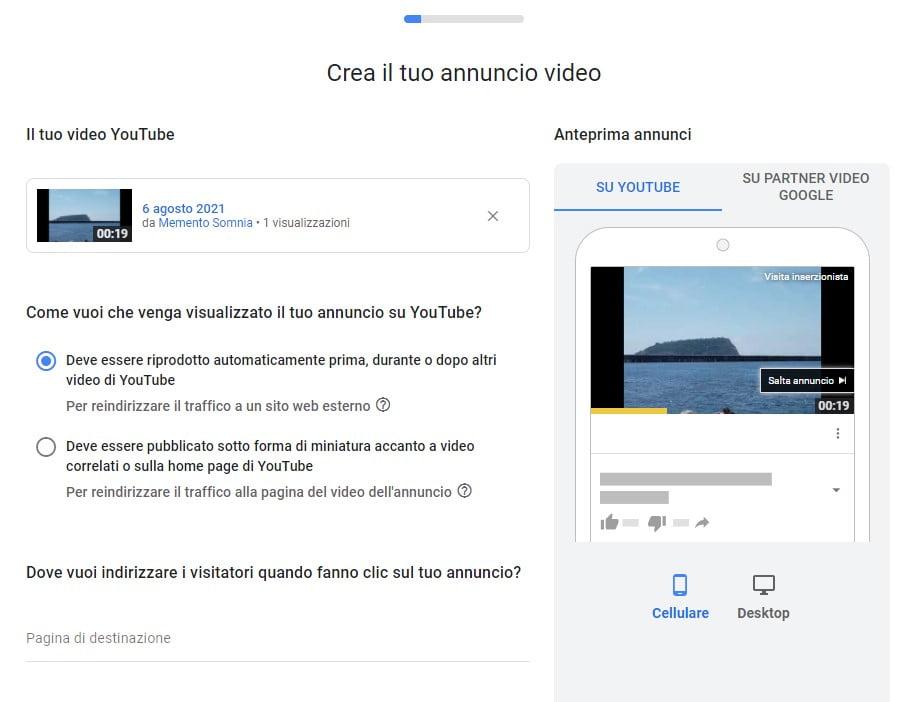 come farsi pubblicità su youtube
