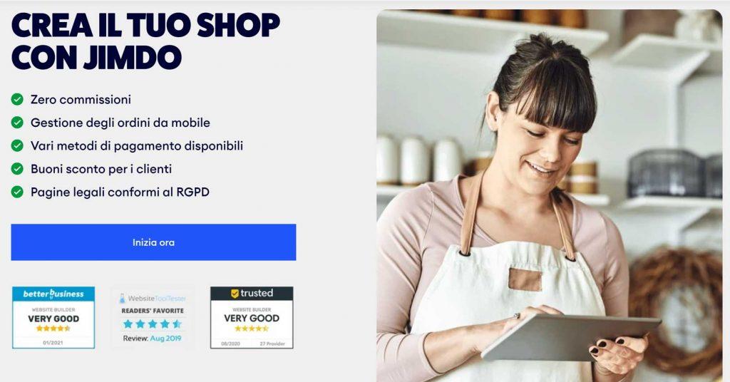 jimdo shop