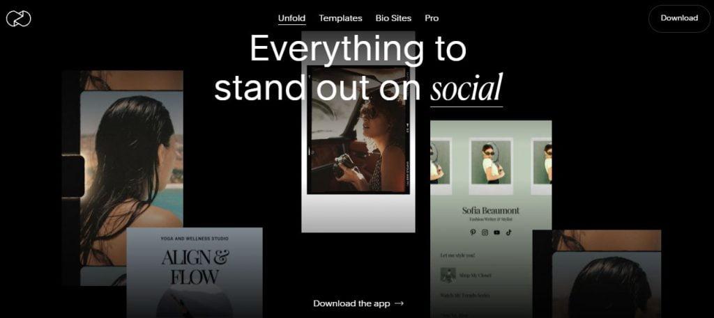 app per fare storie instagram