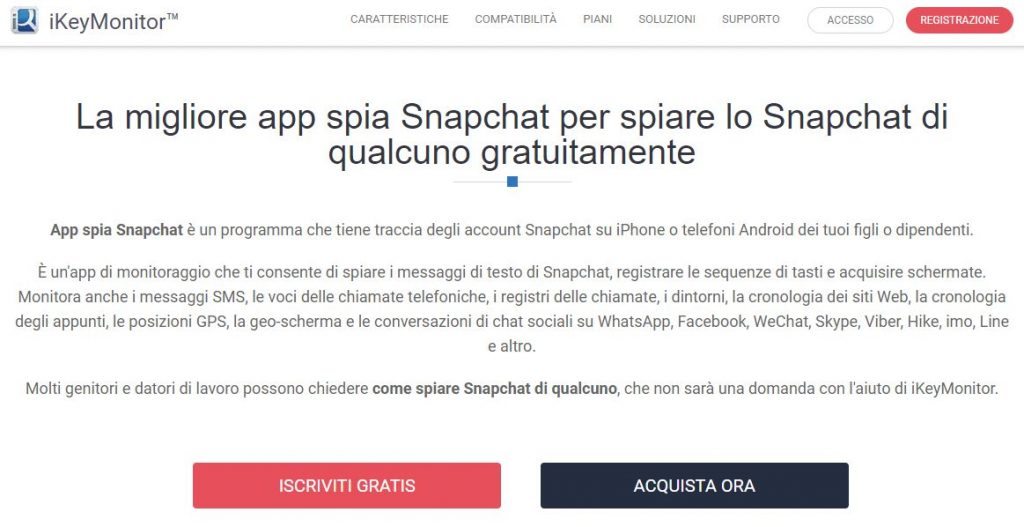 app spia snapchat
