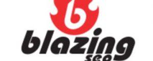 blazing seo logo