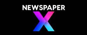 newspaper x logo